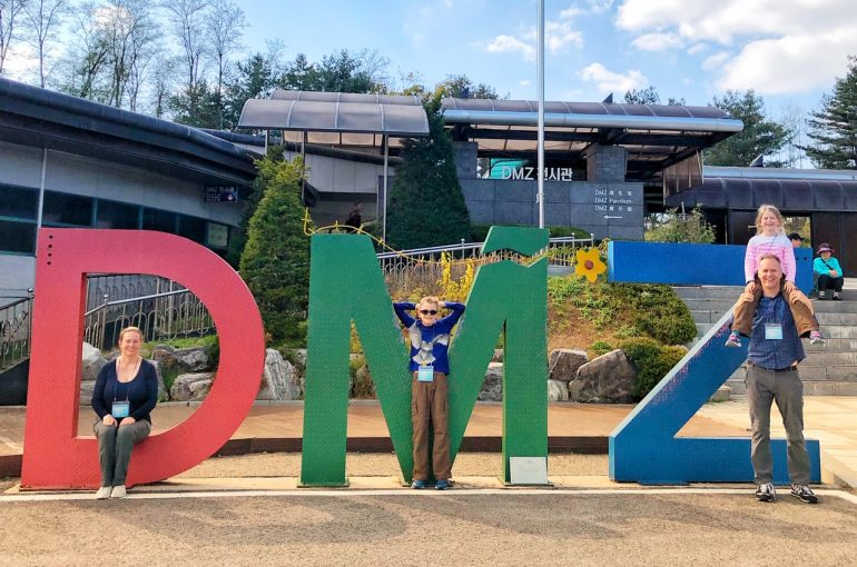 The Complete Guide to Planning a DMZ Tour with Kids - Kids